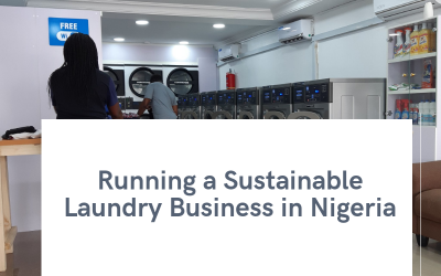 MiniPlan for a Disruptive Laundry Business